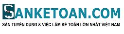 SANKETOAN - Thiết kế website tuyển dụng nhân sự (Lĩnh vực kế toán)