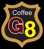 G8Coffee - Thiết kế website thương hiệu Cafe