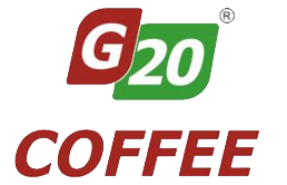 G20Coffee - Thiết kế website thương hiệu cà phê