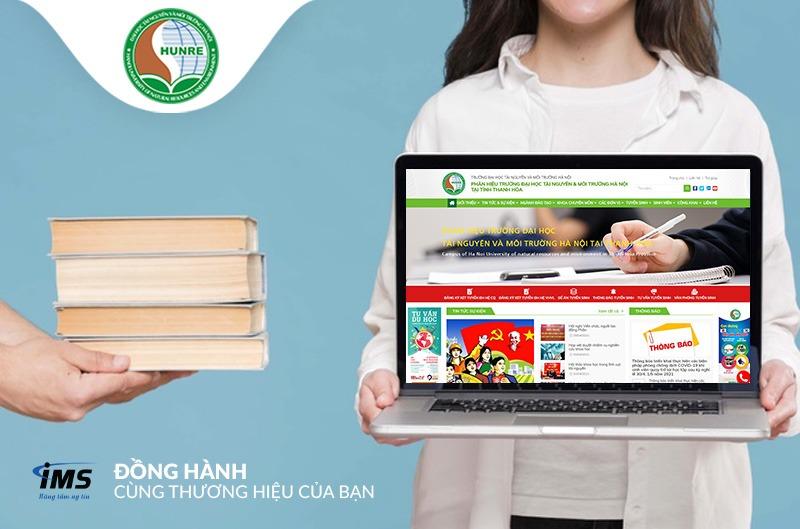 Phân hiệu trường Đại học Tài nguyên và Môi trường Hà Nội tại Thanh Hóa